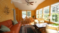 Sunroom-Dining room